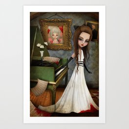 Elizabeth Killbride Art Print