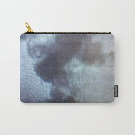 Ephemeral Rosebud Carry-All Pouch