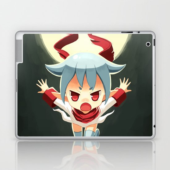 Shinobu Laptop & iPad Skin