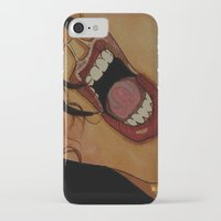 scream iPhone & iPod Cases featuring Scream by KNIfe