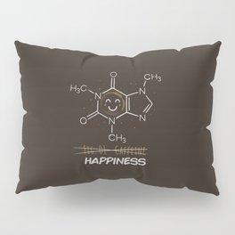 Caffeine Happiness Pillow Sham