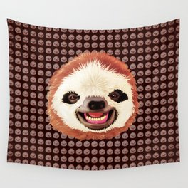 SLOTHY Wall Tapestry