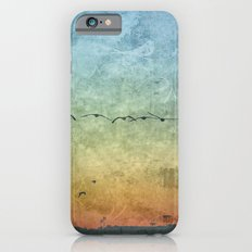 Birds in Flight Slim Case iPhone 6s