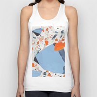 swedish Tank Tops featuring Swedish Lava by Pearlyn Chiam