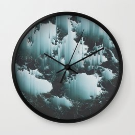 FEELS LIKE WE ONLY GO BACKWARDS Wall Clock