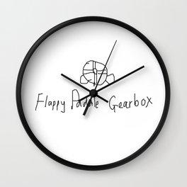 Gearbox Wall Clocks | Society6