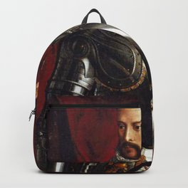 Lorenzo Medici in Gothic Armor Backpack