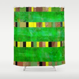 Not Jaded Shower Curtain