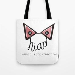 NIAU Tote Bag