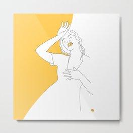 Swoon (under the Sun) Metal Print