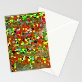 A Colourful Title Stationery Cards