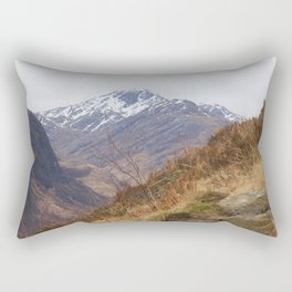 Glenfinnan 7 Rectangular Pillow