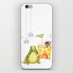 Baby castle iPhone & iPod Skin