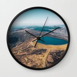 Turlough Hill, Wicklow Wall Clock