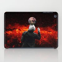 football iPad Cases featuring Football by Cs025
