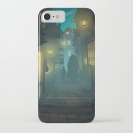 Diagon Alley iPhone Case