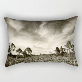 The real Florida  Rectangular Pillow