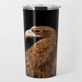 Aquila chrysaetos Golden eagle Travel Mug