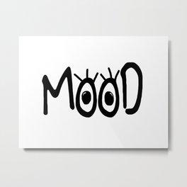 Mood #3 Metal Print