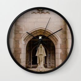 The Tower Protector Wall Clock