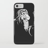 gandalf iPhone & iPod Cases featuring GandALF by sergio37