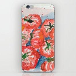 Tomatoes iPhone Skin