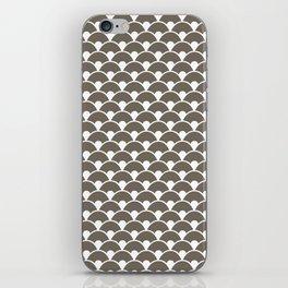 Dragon Scales Moka iPhone Skin
