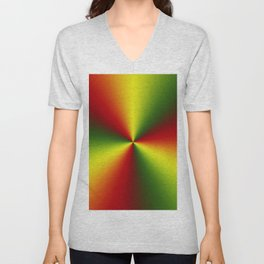 Abstract perfection - 101 Unisex V-Neck