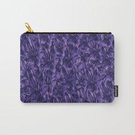 VINTAGE FLOWER2 Pop Art Carry-All Pouch