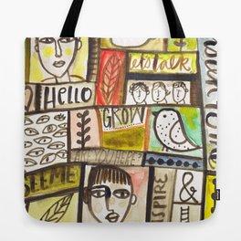 dreamer2 Tote Bag