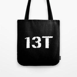 13T Field Artillery Surveyor/Meteorological Crewme Tote Bag