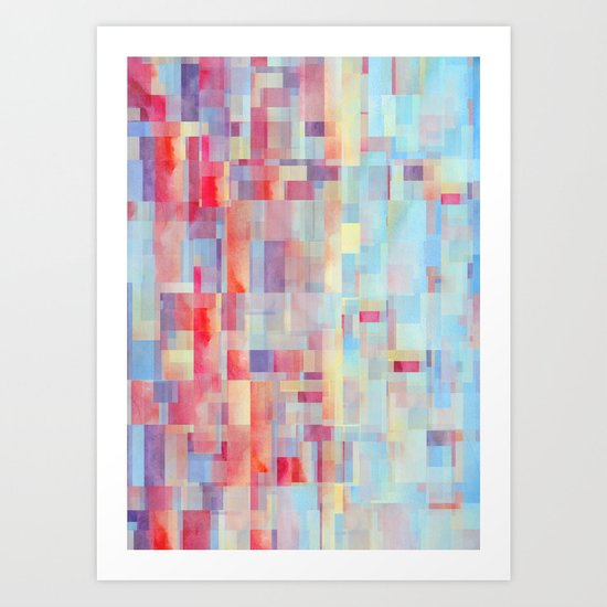 Shapeshifter (Arpeggi Remix) Art Print