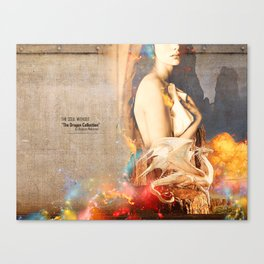 THE SOUL WITHOUT (The Dragon Collection) Canvas Print