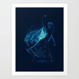 Frozen - Act of True Love Art Print