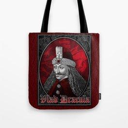 Vlad Dracula Gothic Tote Bag