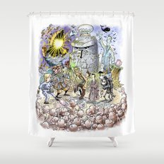 Thursday Shower Curtain