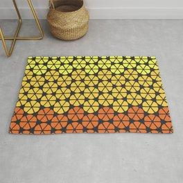 Ultraviolence Orange Rug
