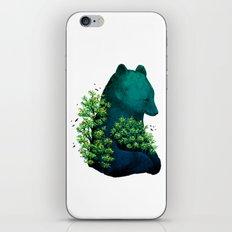 Nature's embrace iPhone & iPod Skin