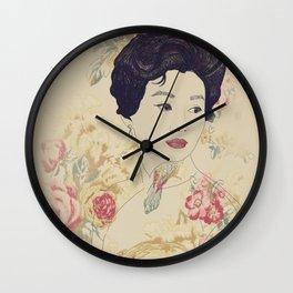 Mrs. Chan Wall Clock