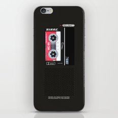 Diane Tape Recorder Case iPhone Skin