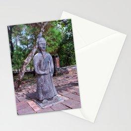Vietnam, Hue: Emperor Khai Dinh tomb Stationery Cards