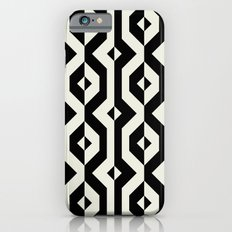 Modern bold print with diamond shapes Slim Case iPhone 6s