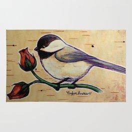 Smol Wildbird Rug