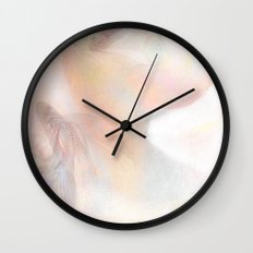 Like fish in the water Wall Clock
