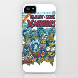 Gait-Sized Banana Men iPhone Case