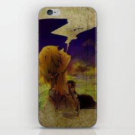 sanji iPhone Skin