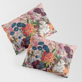 Summer Botanical Garden VIII - II Pillow Sham