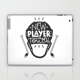 New player in town Laptop & iPad Skin