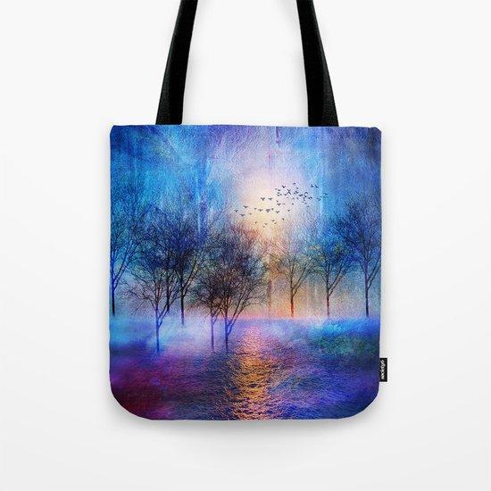 Paisaje y color II Tote Bag