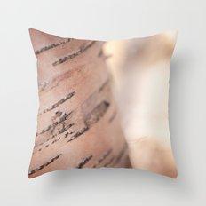 Scar Tissue Throw Pillow
